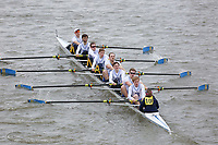 Crew: 106   Twickenham     A<br /> <br /> Eights Head of the River (HoRR) 2018<br /> <br /> To purchase this photo, or to see pricing information for Prints and Downloads, click the blue 'Add to Cart' button at the top-right of the page.