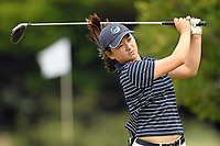 Angela Ju, Auckland, 2019 New Zealand Women's Interprovincials, Maraenui Golf Club, Hawke's Bay, New Zealand, Saturday 06th December, 2019. Photo: Kerry Marshall/www.bwmedia.co.nz