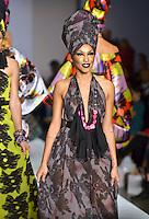 Lisu Vega Fashion Show at Miami Beach International Fashion Week, Miami Beach Convention Center, Miami Beach, FL - March 21, 2012