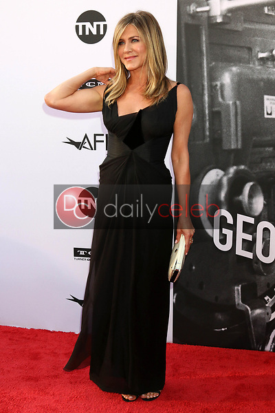 Jennifer Aniston<br /> at the American Film Institute Lifetime Achievement Award to George Clooney, Dolby Theater, Hollywood, CA 06-07-18<br /> David Edwards/DailyCeleb.com 818-249-4998
