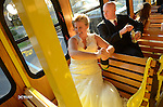 Dan and Lindsay Ringle wedding in Green Bay, Wis., on Sept. 26, 2014.