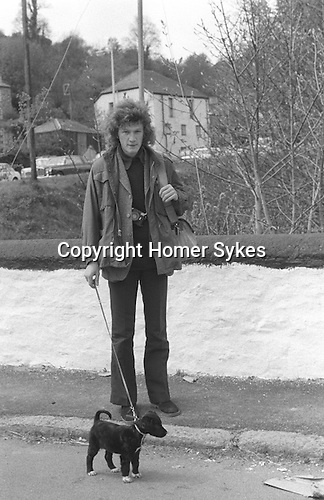 Homer SykesHelston Furry Dance Cornwall  1973