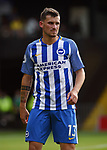 Pascal Grob of Brighton & Hove Albion during the premier league match at the Vicarage Road Stadium, Watford. Picture date 26th August 2017. Picture credit should read: Robin Parker/Sportimage