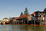 Cathlamet Waterfront, Washington