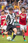 Juventus' player Stefano Padovan in action during the South China vs Juventus match of the AET International Challenge Cup on 30 July 2016 at Hong Kong Stadium, in Hong Kong, China.  Photo by Marcio Machado / Power Sport Images
