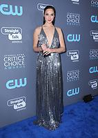 11 January 2018 - Santa Monica, California - Gal Gadot . 23rd Annual Critics' Choice Awards held at Barker Hangar. <br /> CAP/ADM/BT<br /> &copy;BT/ADM/Capital Pictures