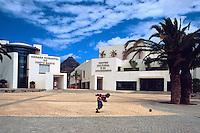 Portugal, Porto Santo, Kultur und Kongresszentrum  in Vila Baleira