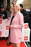 Anneka Rice<br /> arriving for theTRIC Awards 2020 at the Grosvenor House Hotel, London.<br /> <br /> ©Ash Knotek  D3561 10/03/2020