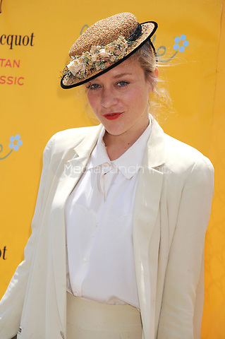 Chloe Sevigny at the Second Annual Veuve Clicquot Manhattan Polo Classic on Governors Island at the final event of a two-day visit to New York City. May 30, 2009 Credit: Dennis Van Tine/MediaPunch