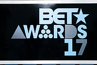LOS ANGELES - JUN 25:  Atmosphere at the BET Awards 2017 at the Microsoft Theater on June 25, 2017 in Los Angeles, CA