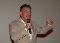 August 8,  2003, Montreal, Quebec, Canada<br /> <br /> Actor Ray Wise (twin peaks) introduce the film JEEPERS CREEPERS 2 at the first and only pre-release projection, August 8 2003<br />  at the Fantasia Film Festival  in Montreal, CANADA.<br /> <br /> Mandatory Credit: Photo by Pierre Roussel- Images Distribution. (©) Copyright 2003 by Pierre Roussel