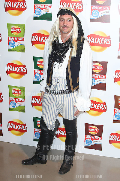 Gary Lineker arriving at Walkers' Bring It Back campaign launch party held at Vinopolis, London. <br /> September 3, 2015  London, UK<br /> Picture: James Smith / Featureflash