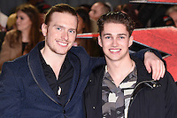 "AJ Pritchard<br /> at the ""xXx: Return of Xander Cage"" premiere at O2 Cineworld, Greenwich , London.<br /> <br /> <br /> ©Ash Knotek  D3216  10/01/2017"