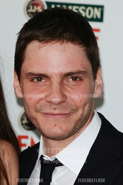 Daniel Bruhl arriving for the Empire Film Awards 2012 at the Grosvenor House Hotel, London. 25/03/2012 Picture by: Steve Vas / Featureflash