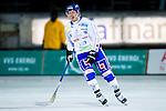Stockholm 2013-02-10 Bandy Elitserien , Hammarby IF - IFK Vänersborg :  .Vänersborg 8 Andreas Eriksson .(Byline: Foto: Kenta Jönsson) Nyckelord:  porträtt portrait