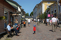 Porvoo Borgå è un'antica città medievale dichiarata dall'UNESCO patrimonio dell'umanità.<br /> Porvoo Borgå is an old medieval town, UNESCO World Heritage Site.