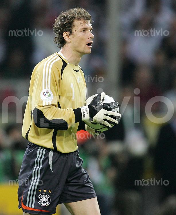 Fussball   WM 2006   Deutsche Nationalmannschaft Jens LEHMANN (Deutschland)