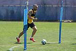 Getafe's Jorge Molina during training session. May 25,2020.(ALTERPHOTOS/Acero)