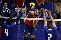 Voleibol 2018 Copa Murano Chile vs Rio de Janeiro