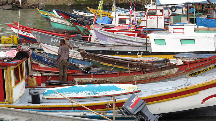 Barcas / Ciudad de Panamá.