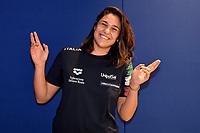 Claudia Marletta <br /> Budapest 10/01/2020 Duna Arena <br /> Portrait Italy Women National Team <br /> Photo Andrea Staccioli / Insidefoto / Deepbluemedia