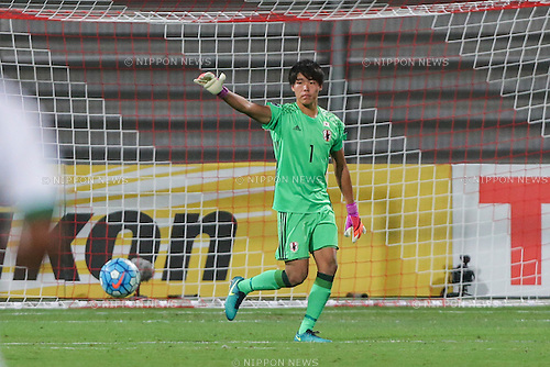 Ryosuke Kojima (JPN), OCTOBER 30, 2016 - Football / Soccer : AFC U-19 Championship Bahrain 2016 Final match between Japan 0(5-3)0 Saudi Arabia at Bahrain National Stadium in Riffa, Bahrain. (Photo by AFLO)