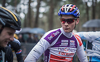 Mathieu Van der Poel (NED/Beobank-Corendon) at the start<br /> <br /> Krawatencross Lille 2017