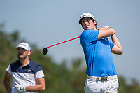 Nacho Elvira (ESP) during the 2nd round of the BMW SA Open hosted by the City of Ekurhulemi, Gauteng, South Africa. 12/01/2017<br /> Picture: Golffile | Tyrone Winfield<br /> <br /> <br /> All photo usage must carry mandatory copyright credit (&copy; Golffile | Tyrone Winfield)