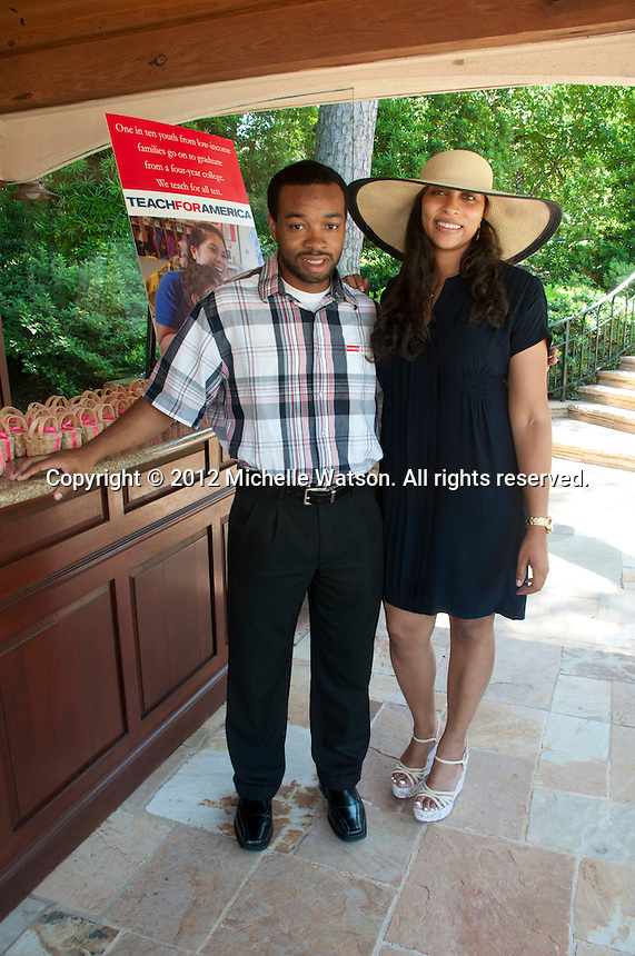 Teach for America Hats and Flats Luncheon