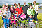 Beaufort Tidy Towns donated trees to St Francis Special School to help them expand their gardening activities last week. <br /> Front L-R Robbie O'Neill, Saida Rouf, Mark Coffey, Shauna Flynn, Shane Brosnan and Ruthe Crowley Holland. <br /> Back L-R Eileen O'Neill (secretary of Beaufort Tidy Towns), Liam Twomey (principal), Clare O'Shea (school secretary), Mary Nolan (teacher), Donal Murphy, Padraig O'Sullivan (vice chair Beaufort Tidy Towns) Aoife Murphy, Mary Murphy and Lisa McCannon.