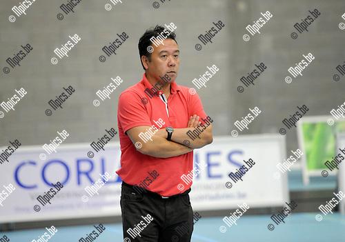 2014-08-30 / Volleybal / seizoen 2014-2015 / Puurs / Coach X1<br /><br />Foto: Mpics.be