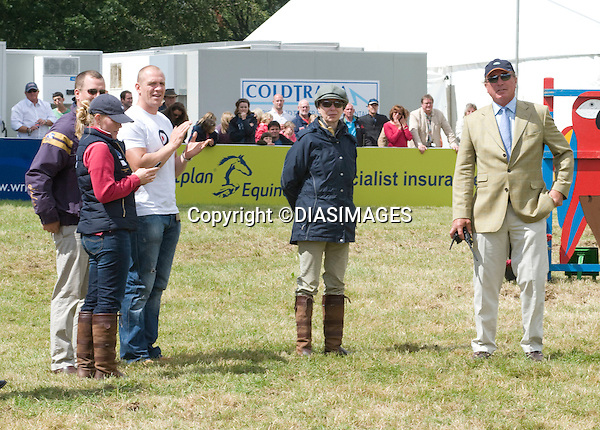 "ZARA PHILLIPS FIGHT BACK TEARS FOR TOYTOWN.Zara fought back tears during her farewell to her favourite horse ""Ginger"" Toytown at the Gatcombe Horse Trials, Minchinhampton, Glos._07/08/2011.Mandatory Credit Photo: ©Francis Dias/DIASIMAGES/NEWSPIX INTERNATIONAL..**ALL FEES PAYABLE TO: ""NEWSPIX INTERNATIONAL""**..IMMEDIATE CONFIRMATION OF USAGE REQUIRED:.DiasImages, 31a Chinnery Hill, Bishop's Stortford, ENGLAND CM23 3PS.Tel:+441279 324672  ; Fax: +441279656877.Mobile:  07775681153.e-mail: info@newspixinternational.co.uk"