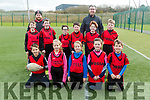 Community Games Tag Rugby at the IT Tralee on Sunday. Pictured Fossa