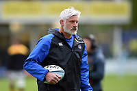Bath Director of Rugby Todd Blackadder looks on during the pre-match warm-up. Gallagher Premiership match, between Bath Rugby and Wasps on May 5, 2019 at the Recreation Ground in Bath, England. Photo by: Patrick Khachfe / Onside Images