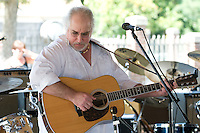 Scenes from the Milford Connecticut Musicians Reunion, 14 August 2010 at the Walnut Beach Pavilion.