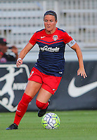 Boyds, MD - Saturday July 09, 2016: Christine Nairn during a regular season National Women's Soccer League (NWSL) match between the Washington Spirit and the Chicago Red Stars at Maureen Hendricks Field, Maryland SoccerPlex.