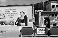 Italia, San Giovanni Rotondo (FG).