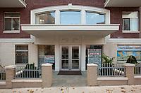 Entrance to 65-38 Austin Street