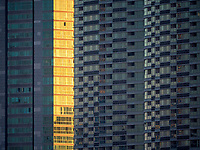 Architecture and High-Rise Buildings, Realestate, Manila, Philippines