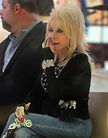 NEW YORK, NY - November 30: Dolly Parton on NBC'S Today Show promoting her new album Dumplin on November 30, 2018 in New York City. <br /> CAP/MPI/RW<br /> &copy;RW/MPI/Capital Pictures