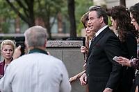 Gotti (2018)<br /> John Travolta &amp; Kelly Preston  <br /> *Filmstill - Editorial Use Only*<br /> CAP/MFS<br /> Image supplied by Capital Pictures
