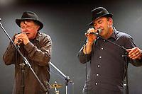 Chanteurs de kan an diskan du groupe An Trot