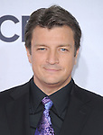 Nathan Fillion at The 2013 People's Choice Awards held at Nokia Live in Los Angeles, California on January 09,2013                                                                   Copyright 2013 Hollywood Press Agency