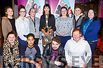 Attending the KCFE SET Learner Forum in the Grand Hotel on tuesday.<br /> Kneeling l to r, Sarah Tansley, Shaqaib Mahmood, Cathal McCarthy Mullin and Niamh O'Byrne.<br /> Back l-r, Chloe Howe, Megan Skelhorn, Beth Griffin, Mary Lucey (Principal), Clodagh Quirke, Louise Thornton and Mary Murphy (Asst Principal).