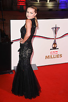 Ola Jordan<br /> at the Millies 2016, Guildhall, London.<br /> <br /> <br /> &copy;Ash Knotek  D3212  14/12/2016