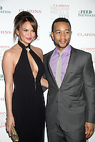 May 30, 2012 Chrissy Teigen and John Legend at the Clarins Million Meals Concert for Feed at Alice Tully Hall, Lincoln Center in New York City. © RW/MediaPunch Inc.