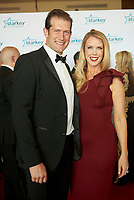 "ST. PAUL, MN JULY 16:  NHL player David Backes poses on the red carpet at the Starkey Hearing Foundation ""So The World May Hear Awards Gala"" on July 16, 2017 in St. Paul, Minnesota. Credit: Tony Nelson/Mediapunch"