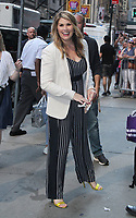 NEW YORK, NY August 06: Heidi Blick seen at Good Morning America prmoting Disney's Freaky Friday in New York City on August 06, 2018 <br /> CAP/MPI/RW<br /> &copy;RW/MPI/Capital Pictures
