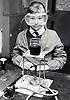 Science lesson, Secondary school, Birmingham UK 1987