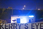 Ballybunion Sea and Cliff rescue service at the scene of the incident on Tuesday night.